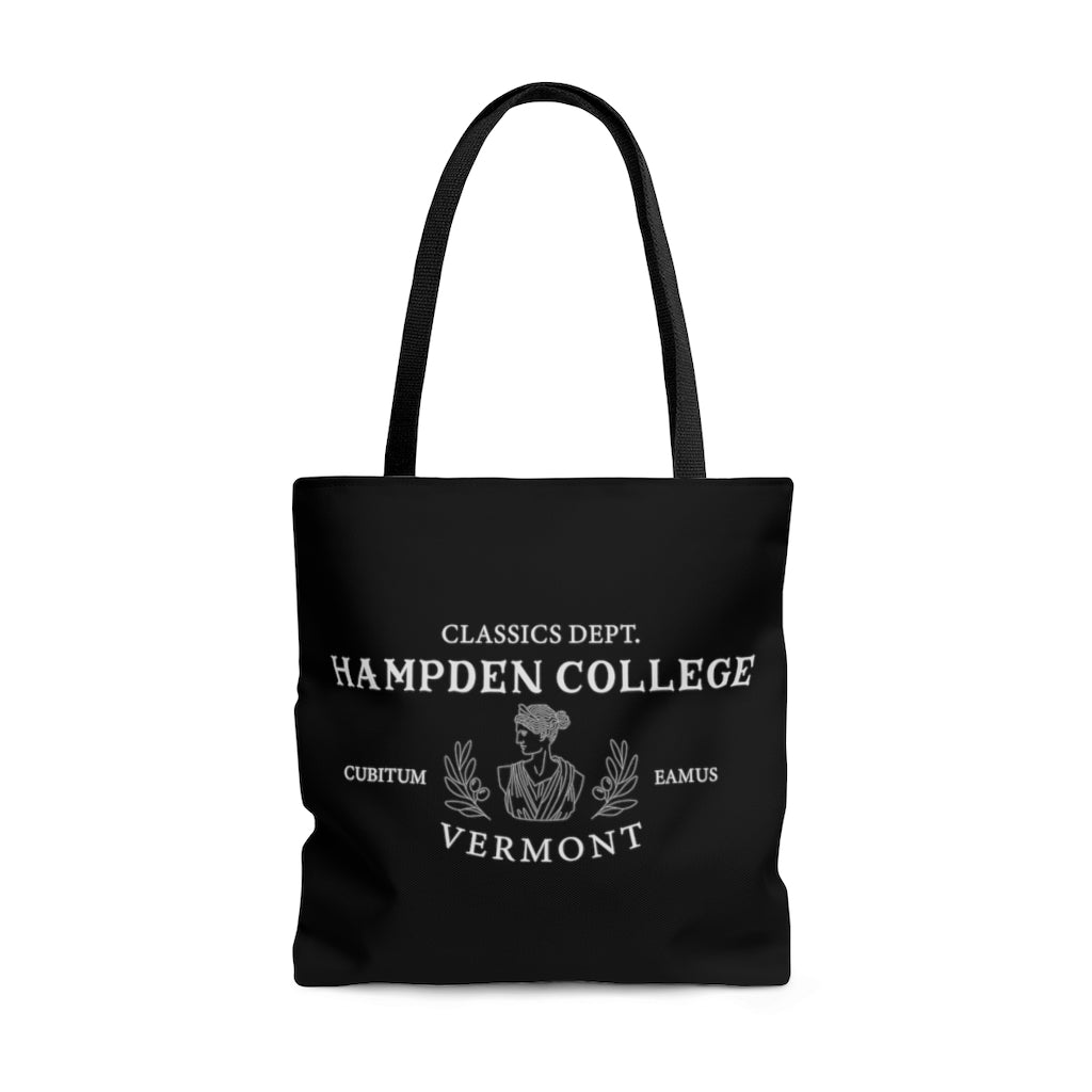 Hampden College Tote Bag - The Secret History