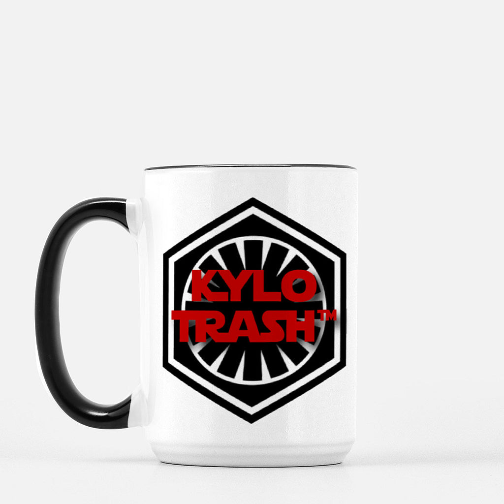 Kylo Trash Star Wars Mug