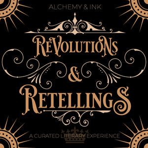 Revolutions & Retellings January Quarterly Box