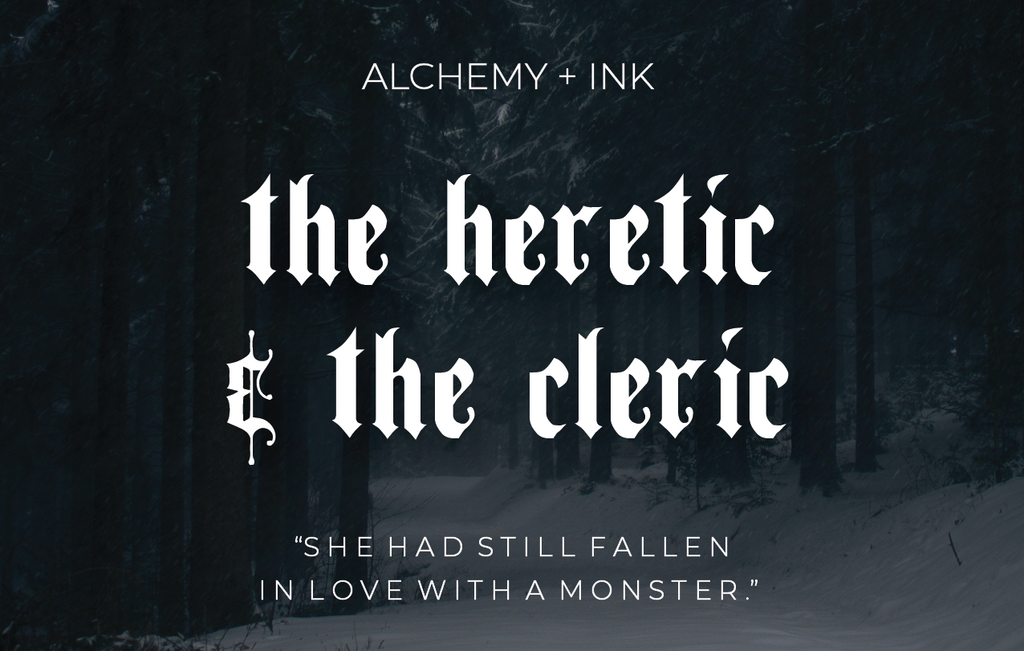 The Heretic & the Cleric - Wicked Saints