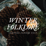 Winter Folklore - January Candle Cult