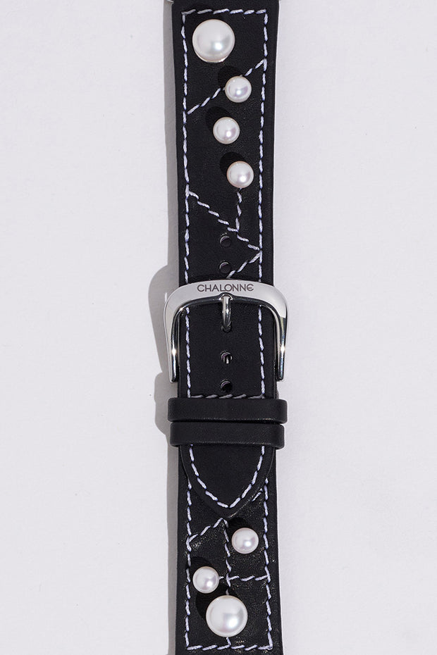 Apple Watch Strap with Pearls