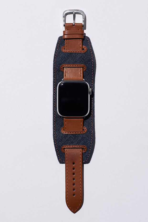 Custom Leather Watch Strap