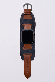 Custom Leather Watch Band