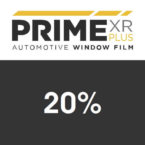 BUY XPEL PRIME XR PLUS WINDOW TINT 20%
