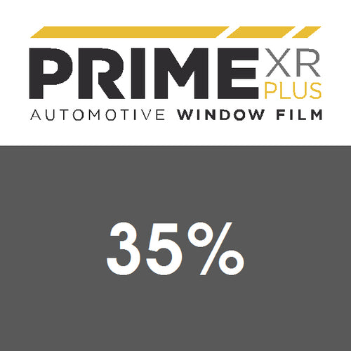 BUY XPEL PRIME XR PLUS WINDOW TINT 35%
