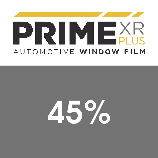 BUY XPEL PRIME XR PLUS WINDOW TINT 45%
