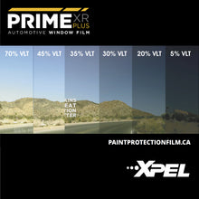 XPEL PRIME XR PLUS 45% VLT