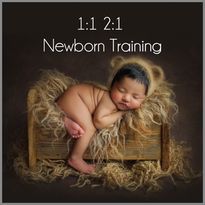 1:1, 2:1 Newborn Training - Dream Artsy Actions Tutorials