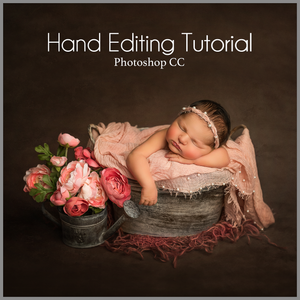 Baby in a Bucket Fine Art Editing Tutorial | Photoshop Class - Dream Artsy Actions Tutorials