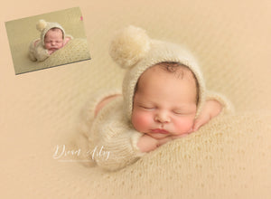 Hello Baby - Mini Newborn Skin Action Set - Dream Artsy Actions Tutorials