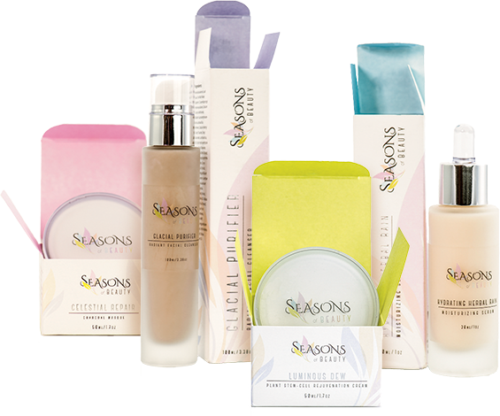 Toxic Free Skin Care Sets