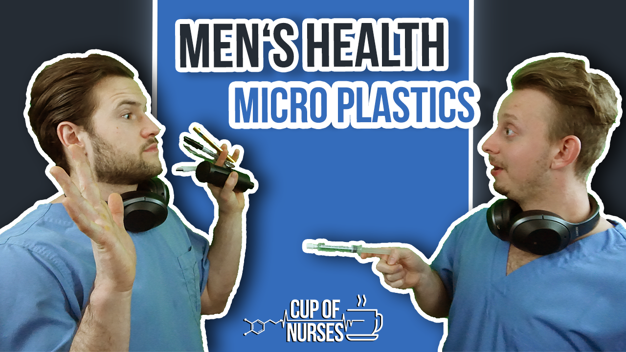 Episode 11: Men's Health and Microplastics