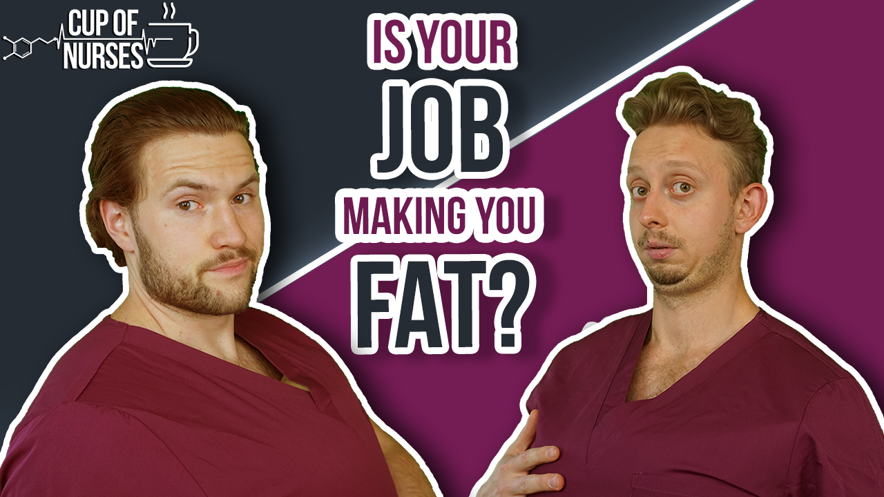 Epi 18: Is Your Job Making You Fat?