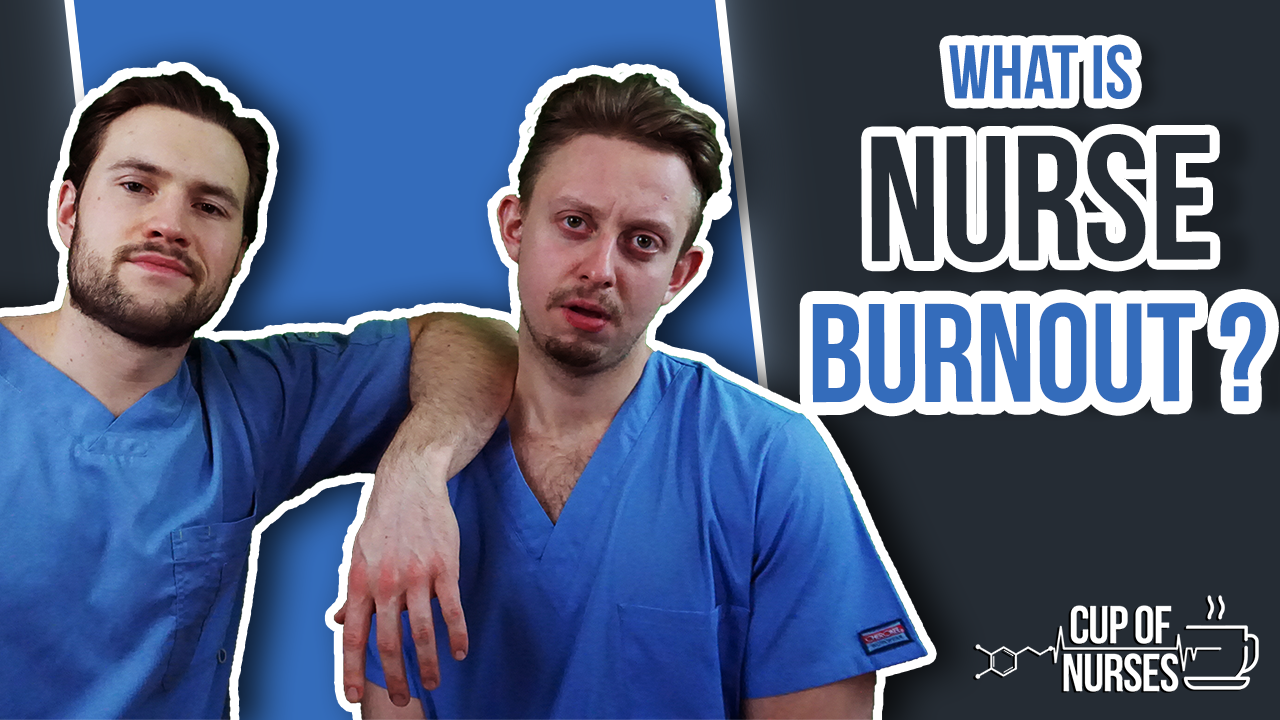 what is nurse burnout