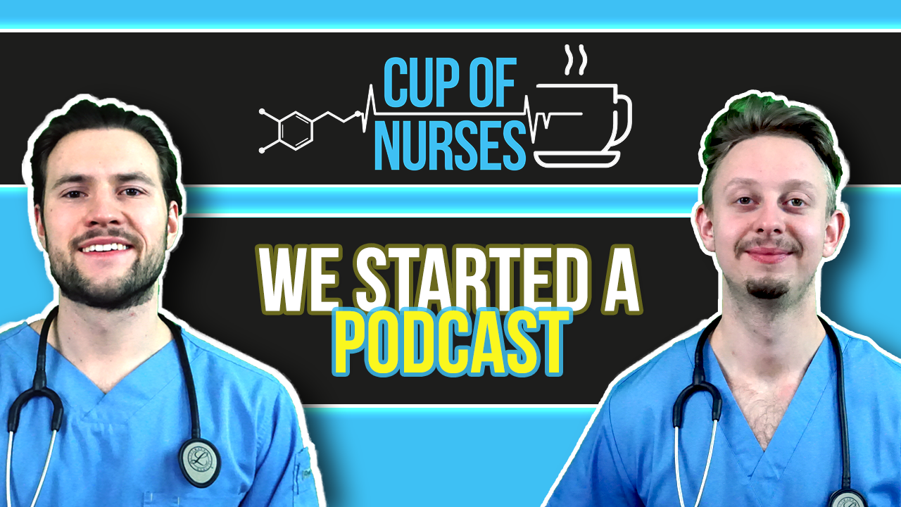 Cup of nurses podcast