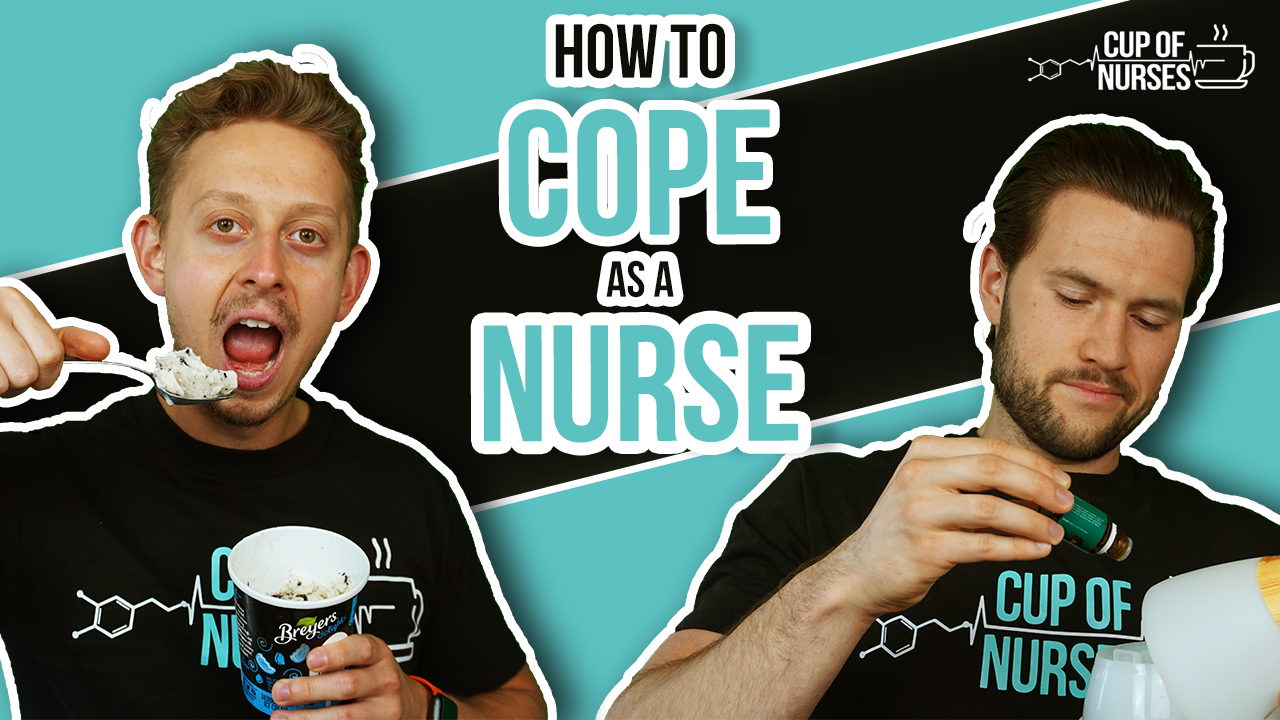 Episode 15: How To Cope As A Nurse