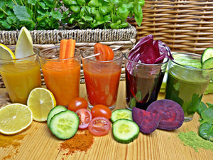 Juice It Up: Benefits Of Juicing