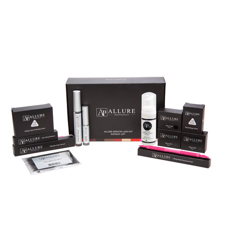 Allure Keratin Lash Lift Kit