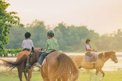 How to Make Your Child's First Horseback Riding Lesson Safe and Fun