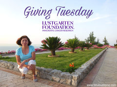 Giving Tuesday - Pancreatic Cancer Research