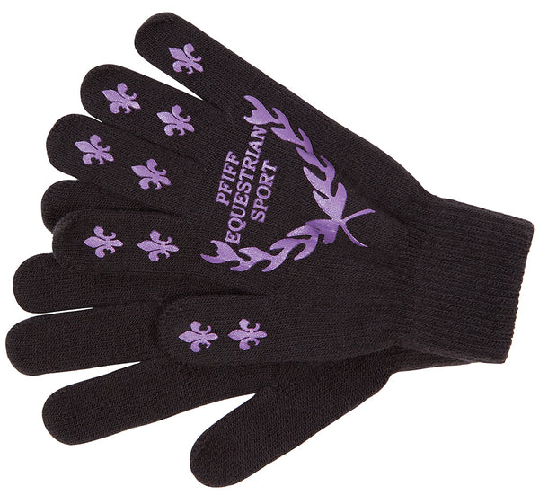 NEW! Pfiff Winter Gloves Lilac - One Size - Adult