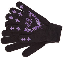 Pfiff Winter Gloves Lilac - One Size - Adult