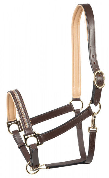 Pfiff Leather Halter Castania
