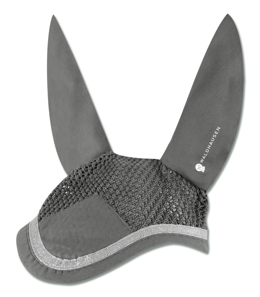 Waldhausen Dressage Ear Bonnet Grey