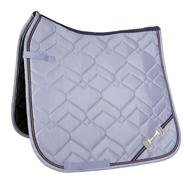 HKM Dressage Saddle Pad Morello Bits - Lavender