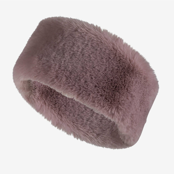 NEW! Nadia Women's Faux Fur Headband Pink