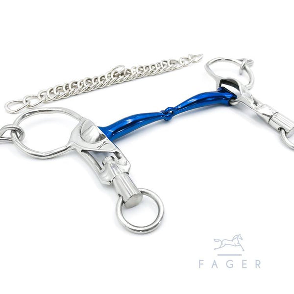 Fager Sabina Titanium FSS™ Single Jointed