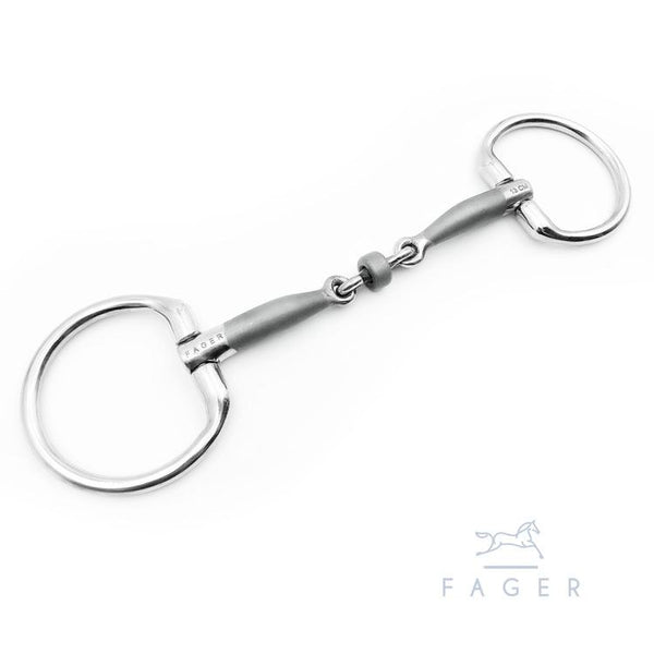 Fager Jacob Sweet Iron Bradoon Fixed Ring