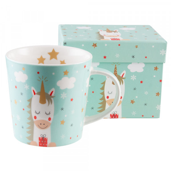 NEW! Dreaming Unicorn Mug in Gift Box