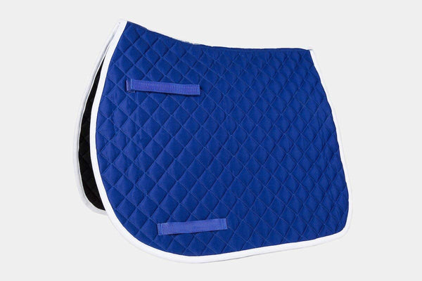 Union Hill CoolMax All Purpose Pad in Royal/White