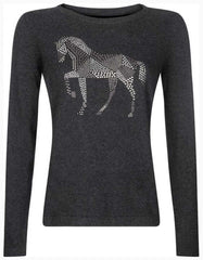 HV Polo Pullover Nowi - Anthracite