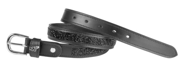 USG Mosiak Belt in Black! - Fabulous Horse
