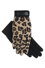 SSG All Weather Riding Glove - Leopard - Fabulous Horse