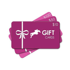 Gift Cards - Fabulous Horse