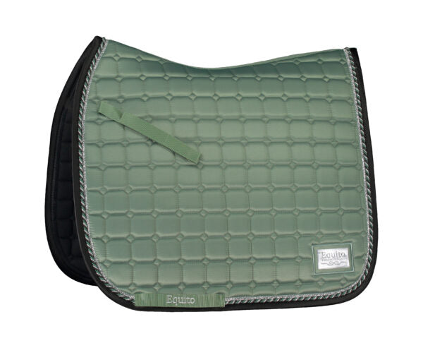 NEW! Equito Saddle Pad Dressage in Peppermint