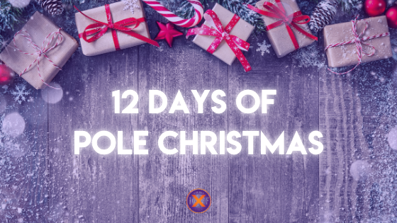 12 Days of Pole Christmas