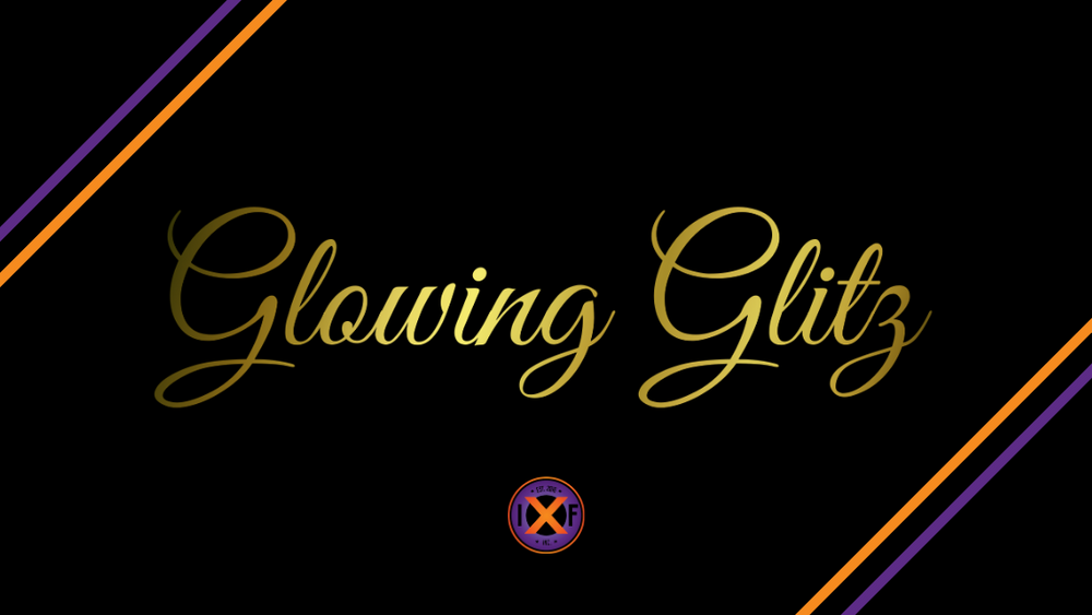 The Glow and the Glitz: Performing with the Iron X Fitness Glowing Glitz