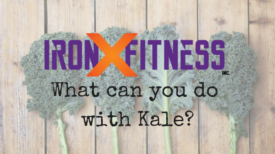 What Can You Do With Kale?
