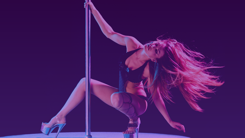Pole Dance Fitness in Ottawa at Iron X Fitness