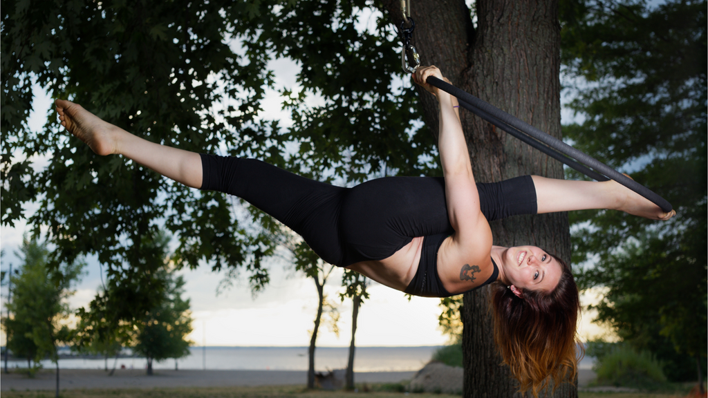 Ottawa Pole Dance for Fitness at Iron X Fitness
