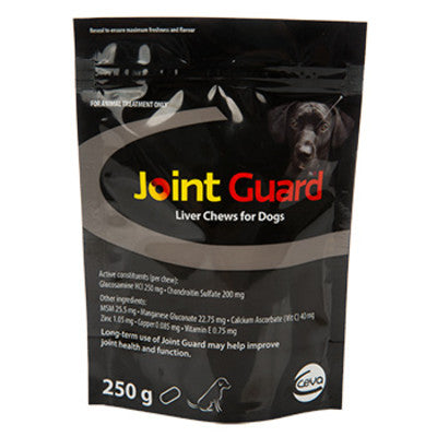 Jointguard Liver Chews