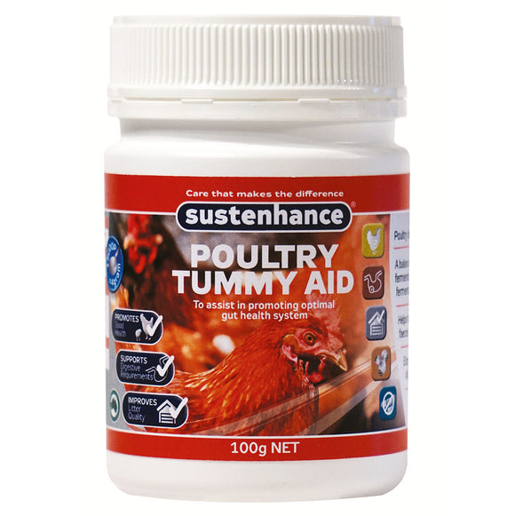 Sustenhance® Poultry Tummy Aid