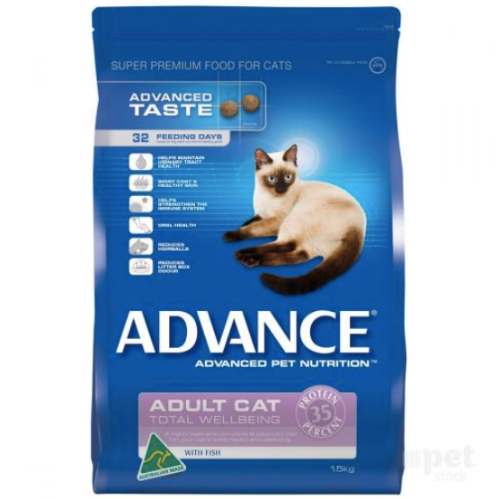 Advance® Advanced Pet Nutrition™ Total Wellbeing - Fish