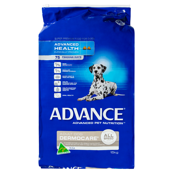 Advance® Advanced Pet Nutrition™ Adult Dog Dermocare® - Tuna