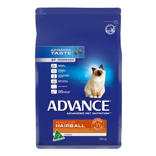Advance® Advanced Pet Nutrition™ Hairball - Chicken